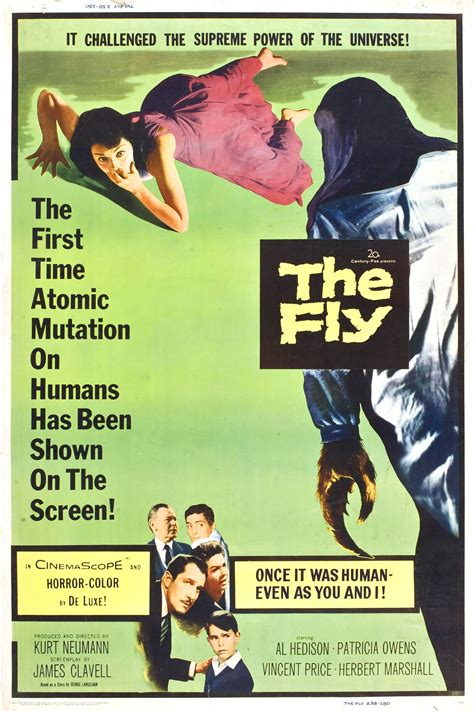 The Fly (1958) – Help Me | Rey Kissna
