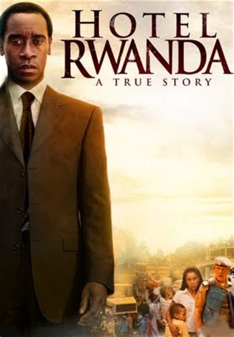 HOTEL RWANDA (2004) - Official Movie Trailer - YouTube