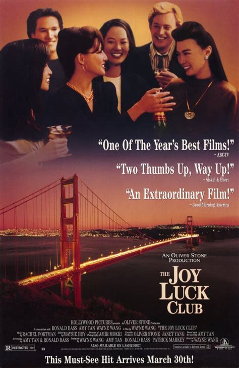 Joy Luck Club | Josephine * Johnson * Music