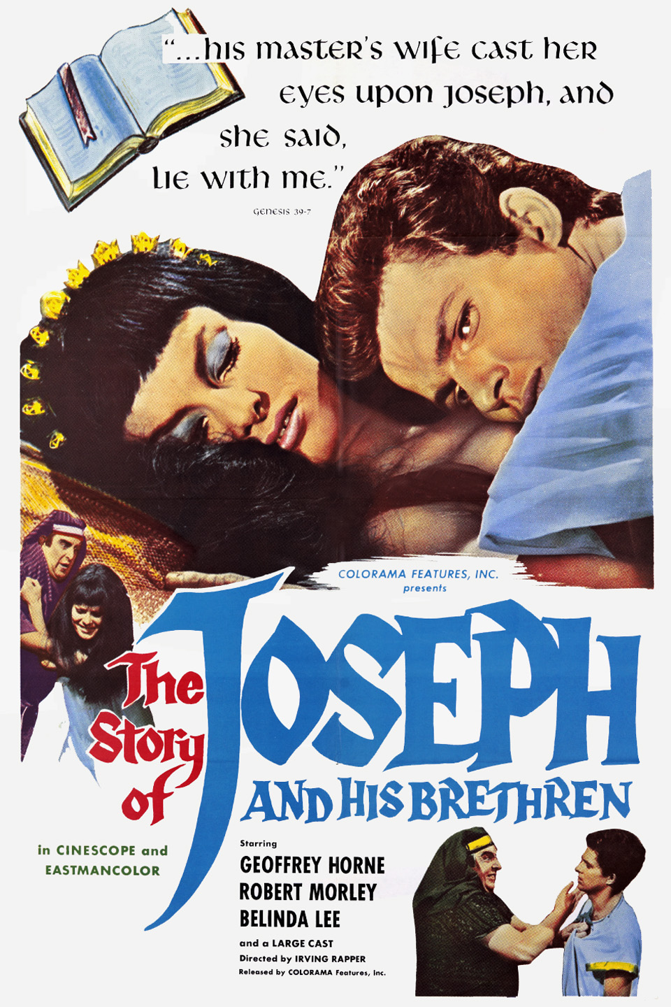 The Story of Joseph and His Brethren [1961]