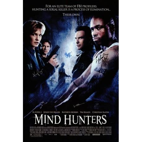 Mindhunters (2004) - Go Autographs