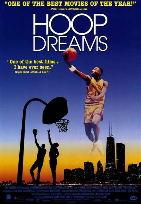 Hoop Dreams Movie Posters From Movie Poster Shop