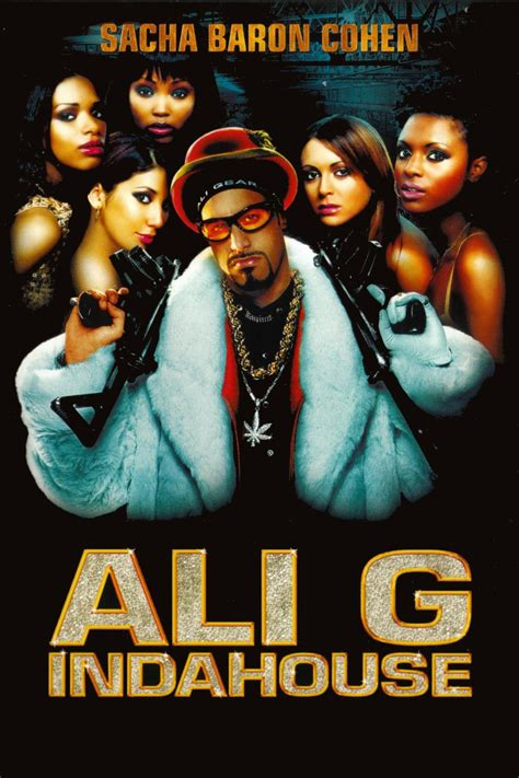 Ali G Indahouse (2002) - Posters — The Movie Database (TMDb)