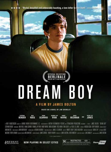 Dream Boy Movie Posters From Movie Poster Shop