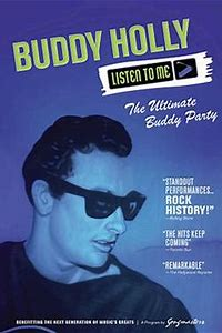 Buddy Holly: Listen to Me; The Ultimate Buddy Party