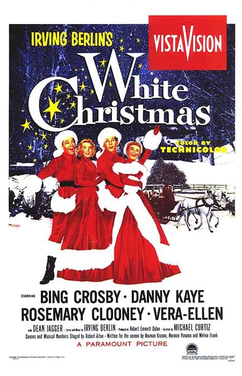 White Christmas movie posters at movie poster warehouse ...