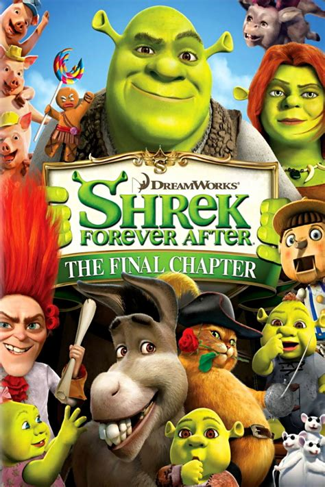 Shrek Forever / Shrek Forever After (2010) - Strona 11 ...