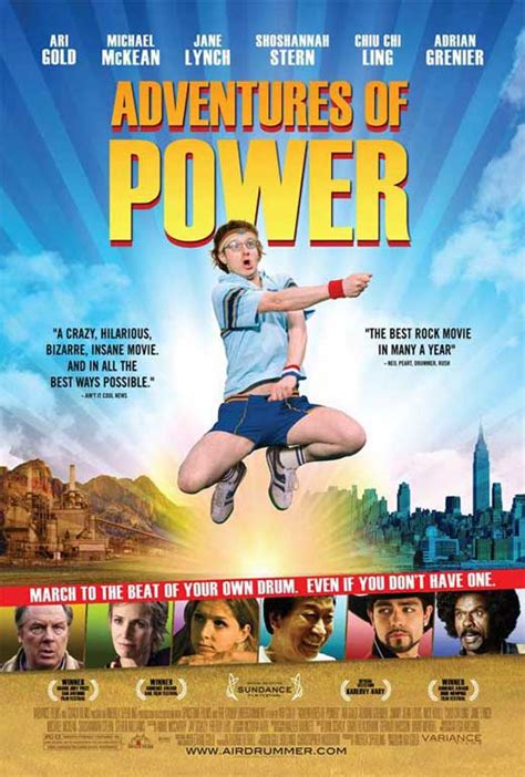 Adventures of Power Movie Posters From Movie Poster Shop