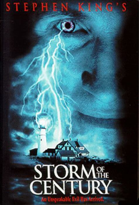 Storm of the Century (1999) [REVIEW] | The Wolfman Cometh