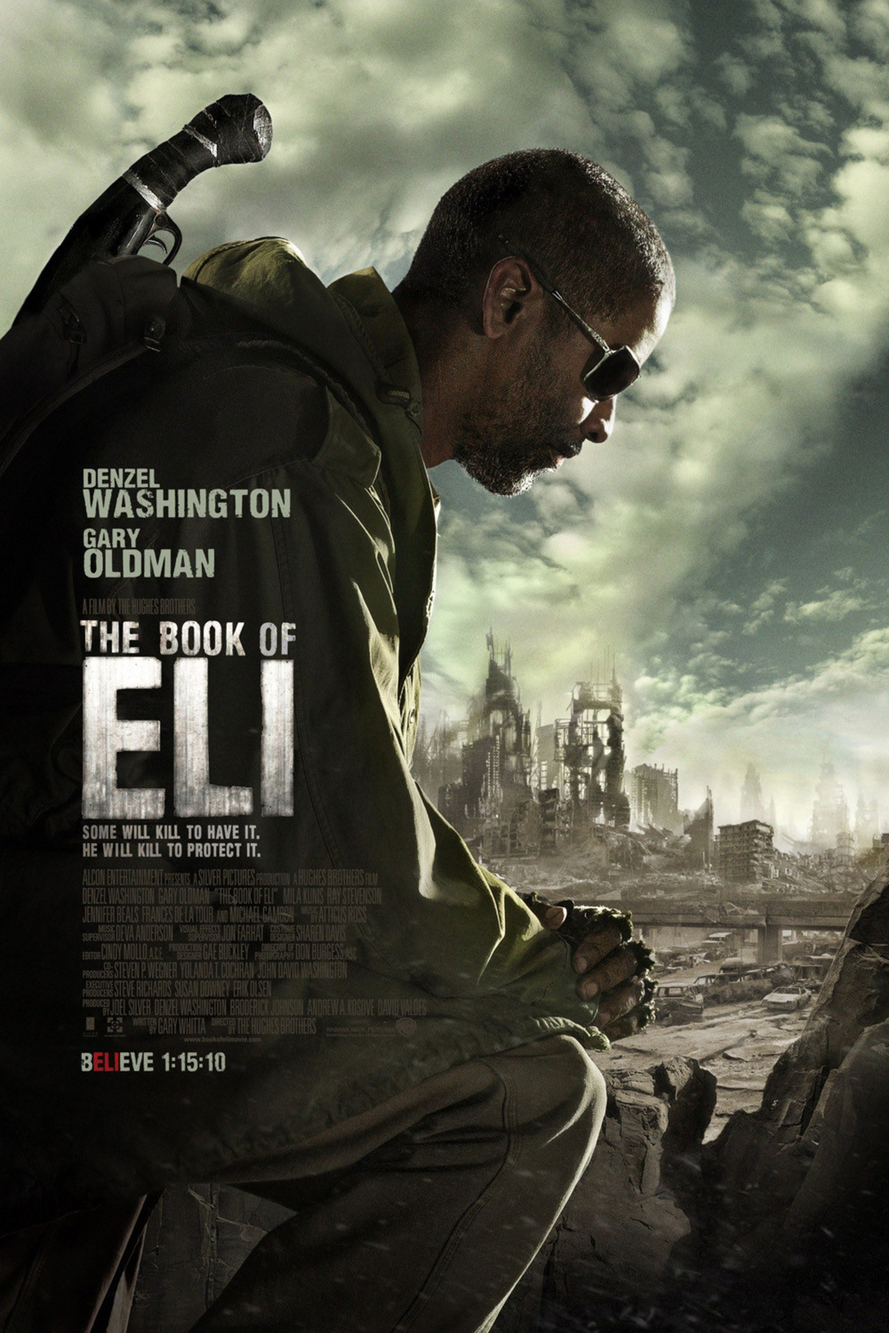 The Book of Eli [2010]