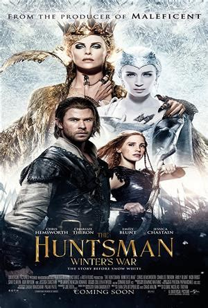 Download The Huntsman: Winter's War (2016) 1080p Kat Movie ...