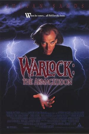 Julian Sands in Warlock: The Armageddon