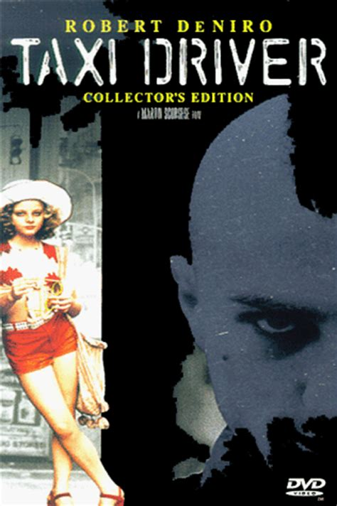 Taxi Driver dvd cover (1976) R2 German
