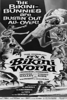 It's a Bikini World (1967) Soundtrack OST •
