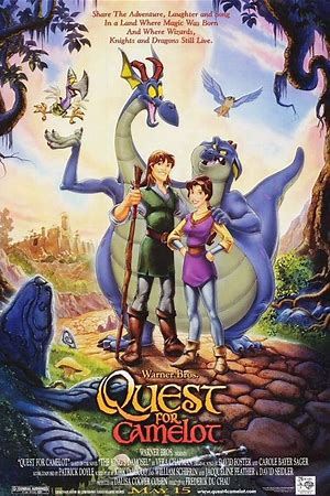 Quest for Camelot Music