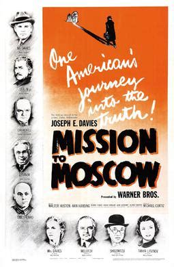 Mission to Moscow - Wikipedia