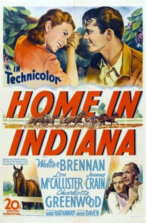 Home in Indiana (1944) — The Movie Database (TMDb)