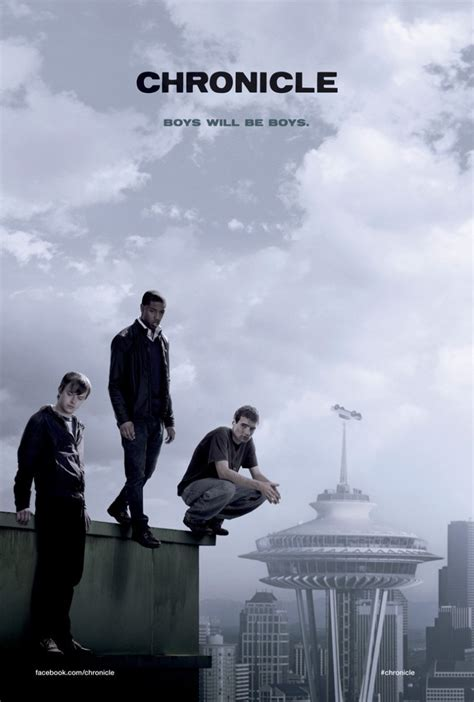 Chronicle DVD Release Date May 15, 2012