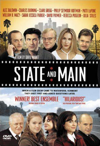 Jackass Critics - State and Main