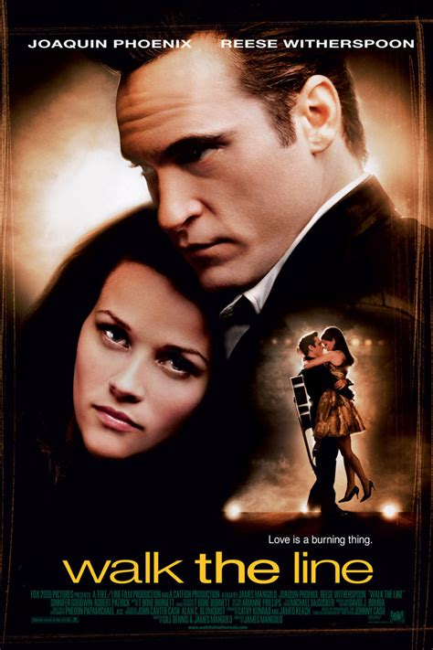 Walk the Line DVD Release Date February 28, 2006