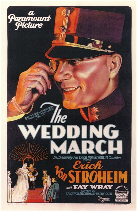 The Wedding March Movie Posters From Movie Poster Shop