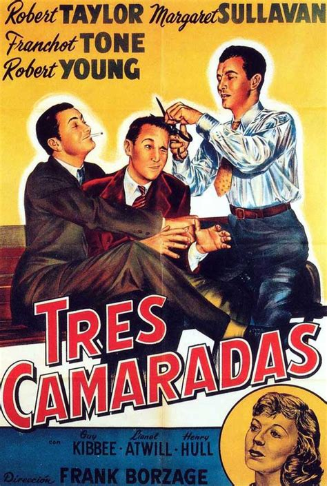 Three Comrades Movie Posters From Movie Poster Shop