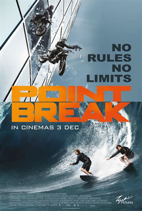 Movie Review: Point Break (2015) Luke Bracey, Édgar ...