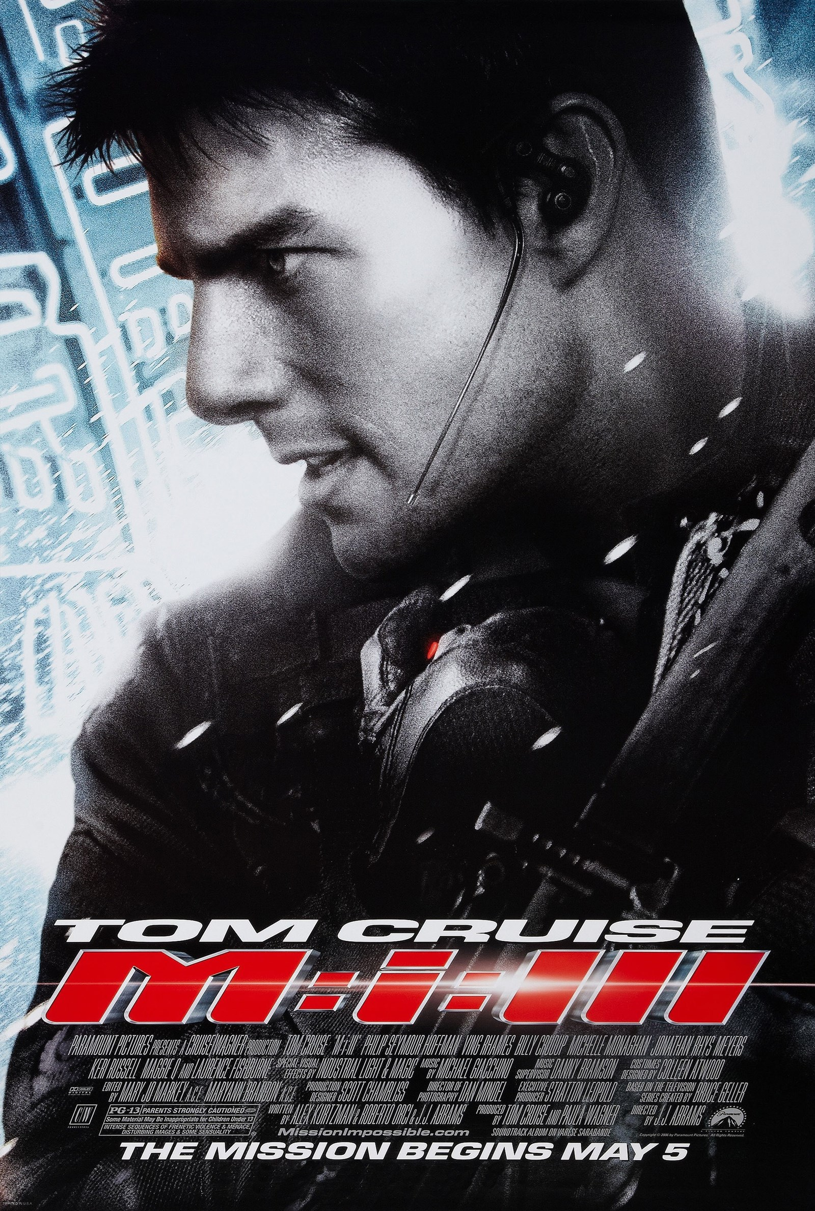 Mission: Impossible III [2006]