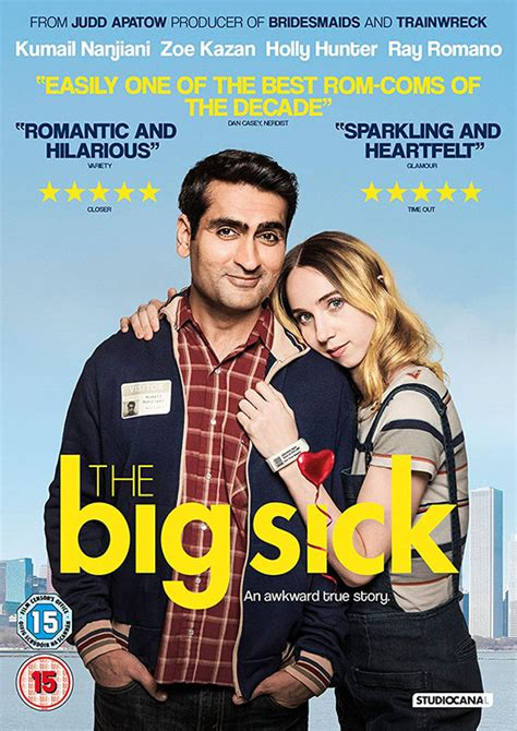 Nerdly » 'The Big Sick' DVD Review