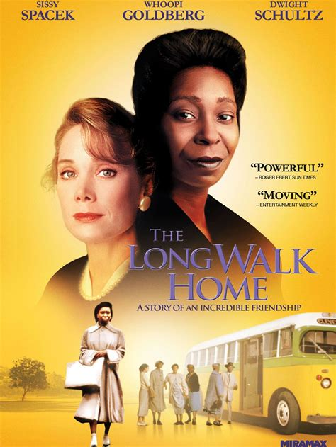 The Long Walk Home Cast and Crew | TV Guide