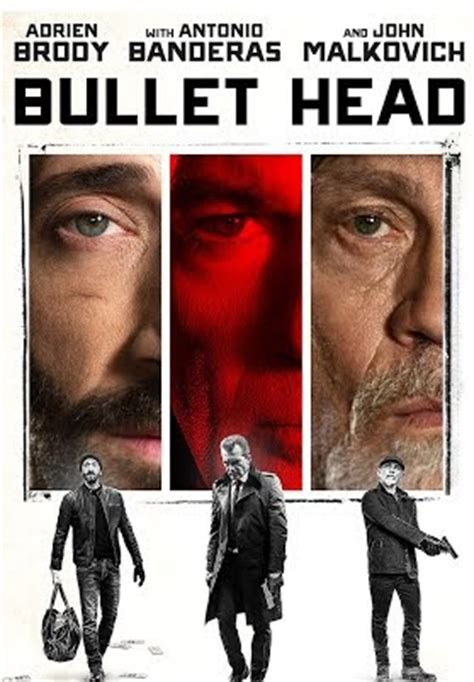 BULLET HEAD Official Trailer (2017) Antonio Banderas ...