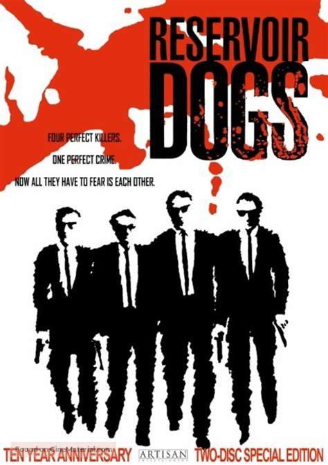 Reservoir Dogs movie cover