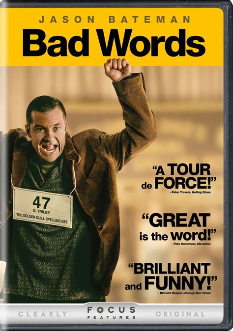 Bad Words DVD Release Date July 8, 2014