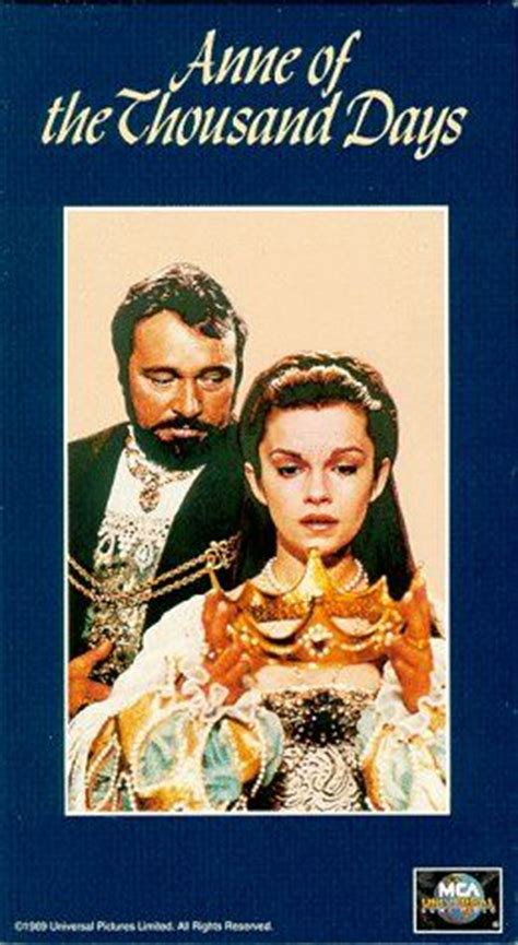 Anne of the Thousand Days (1969) on Collectorz.com Core Movies