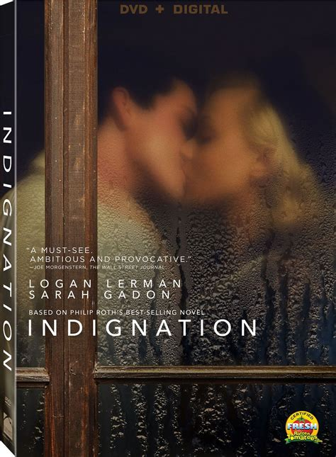 Indignation DVD Release Date November 8, 2016