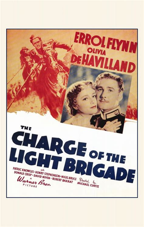 The Charge of the Light Brigade Movie Posters From Movie ...