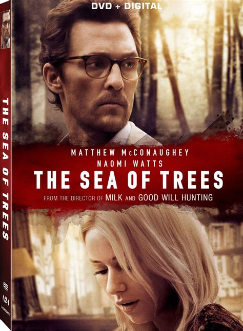 The Sea of Trees DVD Release Date November 1, 2016