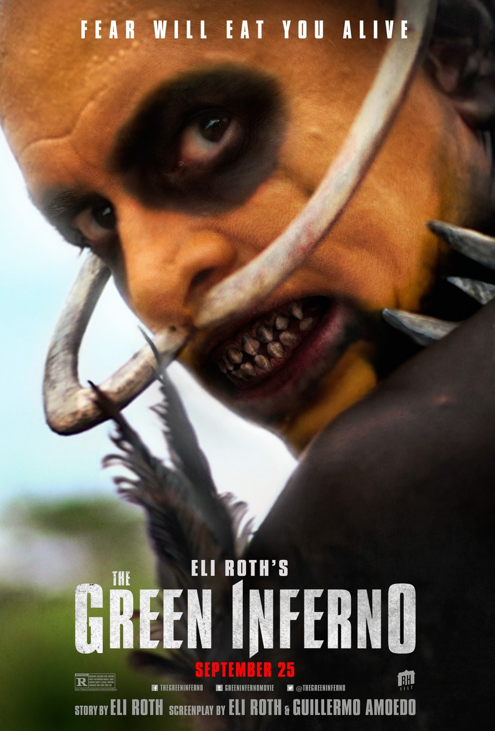 The Green Inferno [2013]