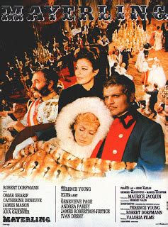 MOVIE POSTERS: MAYERLING (1968)