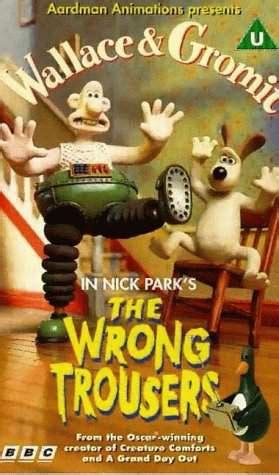 Download Wallace & Gromit in The Wrong Trousers movie for ...