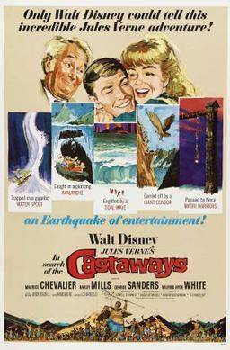 In Search of the Castaways (film) - Wikipedia