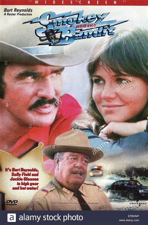 MOVIE POSTER SMOKEY AND THE BANDIT (1977 Stock Photo ...