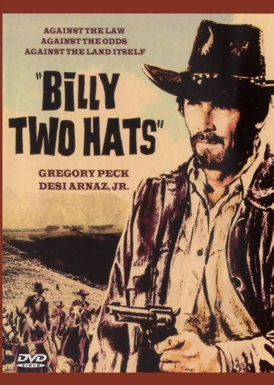 Billy Two Hats (1974) Gregory Peck, Desi Arnaz Jr. – Movie ...