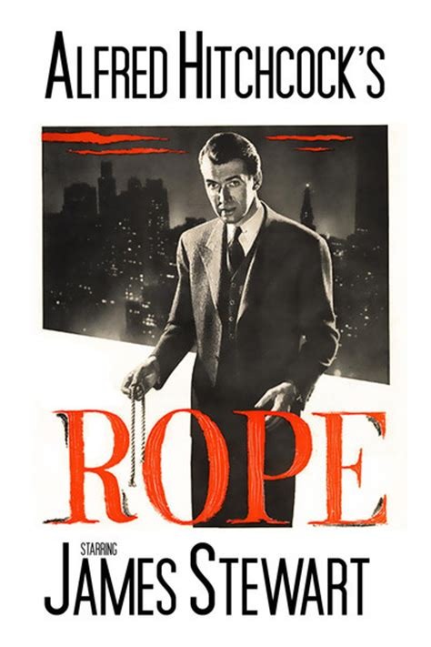 Rope Movie Review & Film Summary (1948) | Roger Ebert