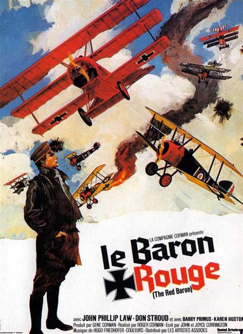 Von Richthofen and Brown Movie Posters From Movie Poster Shop