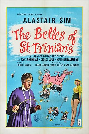 The Belles of St Trinian's