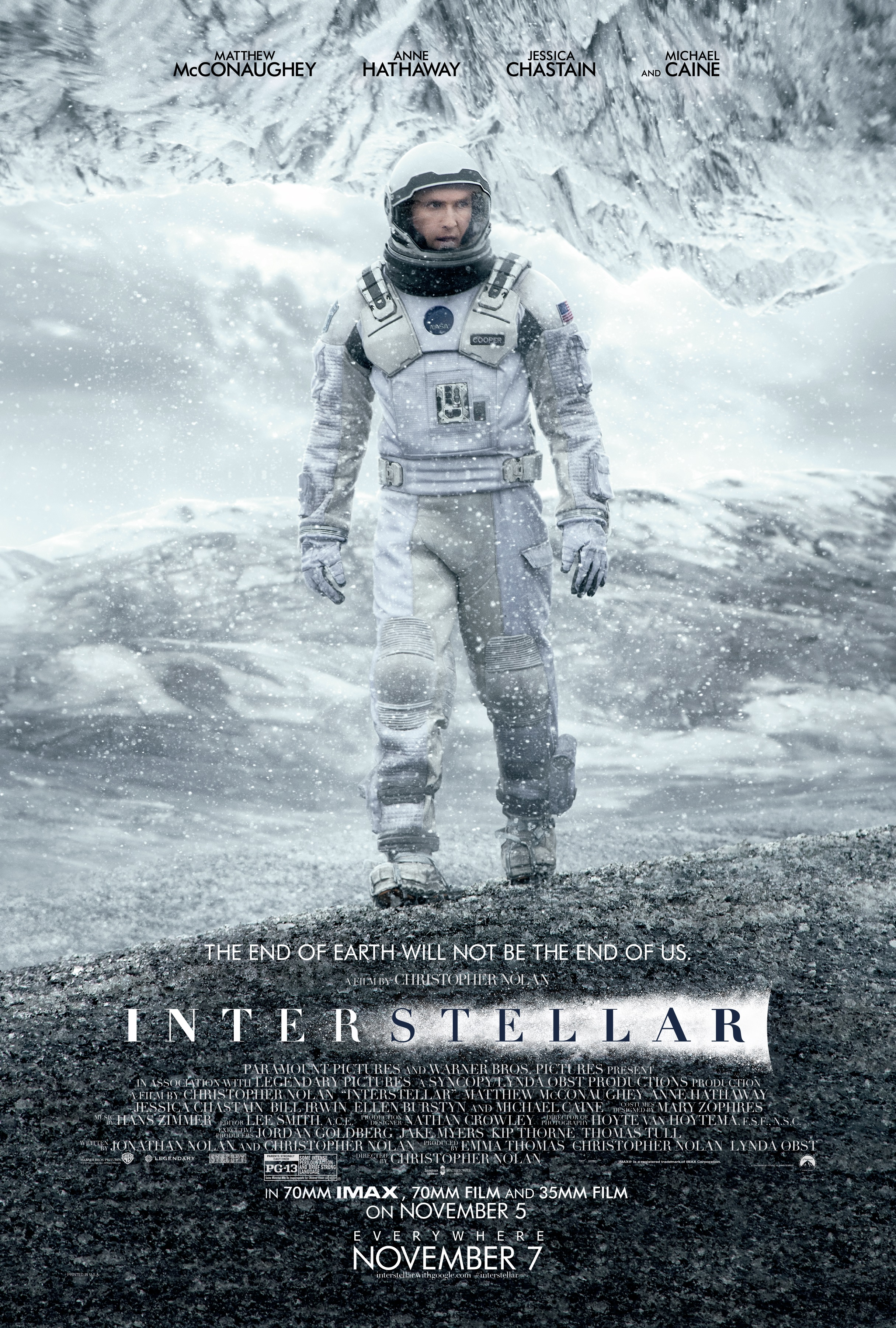 Interstellar [2014]