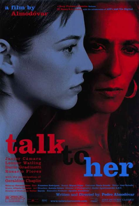 Talk to Her Movie Posters From Movie Poster Shop