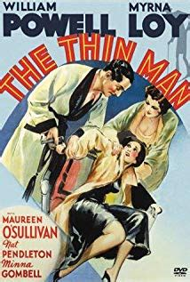 The Thin Man (1934) - IMDb