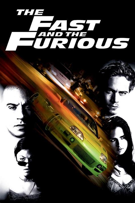 The Fast and the Furious (2001) - Posters — The Movie ...